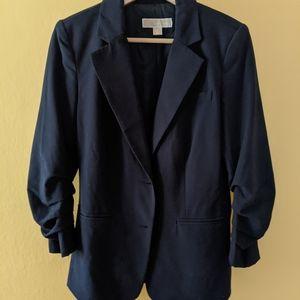 Michael Kors navy blazer, size 4